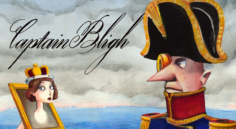 Captain Bligh