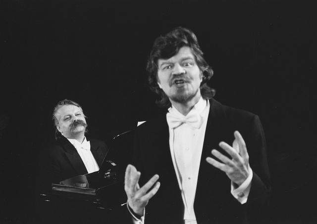 M. A. Numminen Sings Wittgenstein