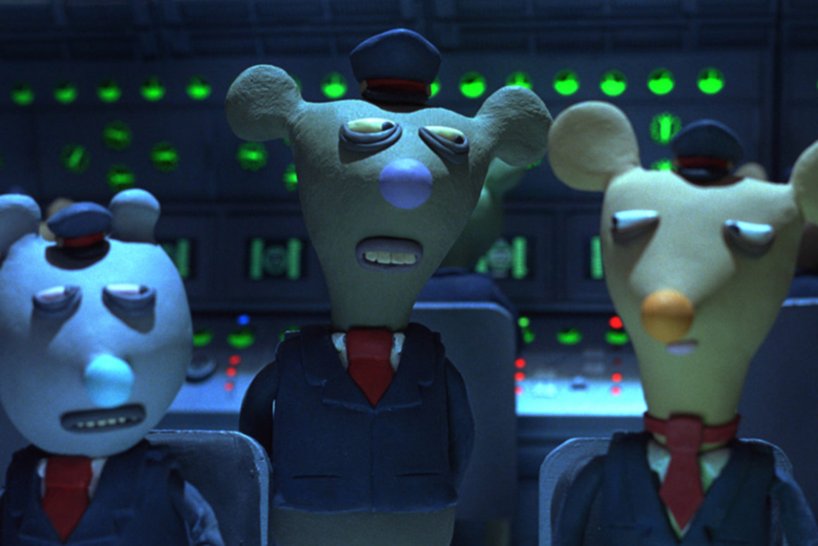 La rapina al treno dei topi