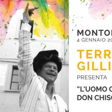 Terry Gilliam in Montone
