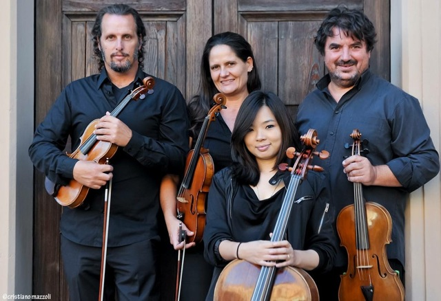 La musica ed il cinema: concerto Quartetto Pessoa