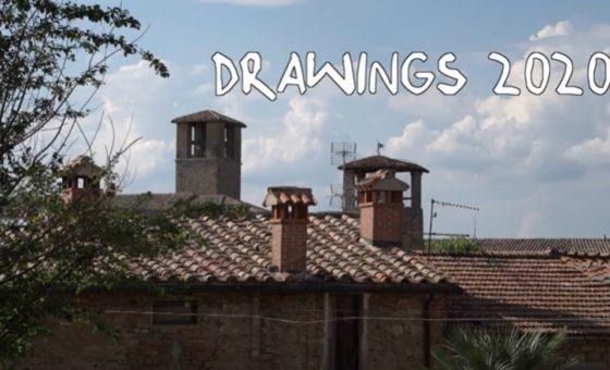 Drawings 2020: il cortometraggio