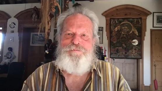 Il benvenuto di Terry Gilliam al 24° UFF