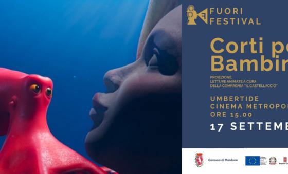 Fuori Festival: corti per bambini e letture animate